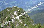 Der Nigglberg (2.483 m) im Naturpark Schlern Rosengarten in Südtirol (Foto: Volker).