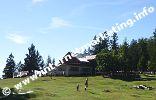 Die Tschafonhütte (1.737 m) im Herzen des Naturparks Schlern-Rosengarten (Foto: Volker).