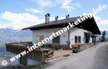 Gasthaus Senn am Egg am Marlinger Höhenweg (Foto: R. Jakubowski).