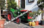 Traktormuseum des Gasthaus Ungerichthof in Kuens (Foto: B. Jakubowski).