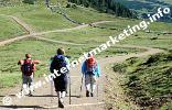 La Sella dei Sentieri (2.058 m) nelle Alpi Sarentine (Foto: R. Jakubowski).